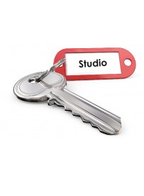 Sticker maison porte-clé
