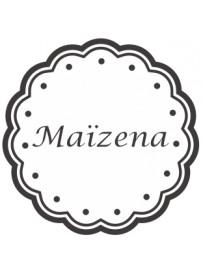 Étiquette Maïzena pots et bocaux