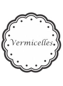 Étiquette Vermicelles pots et bocaux
