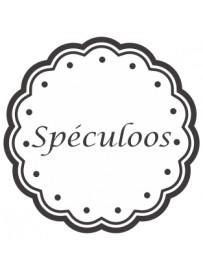 Étiquette Spéculoos pots et bocaux