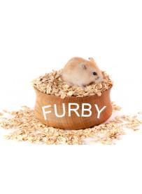 Sticker prénom gamelle souris