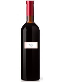 Étiquette bouteille vin Porto