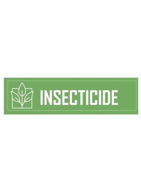 Étiquete insecticide naturel maison
