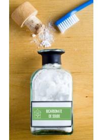Étiquette bicarbonate de soude