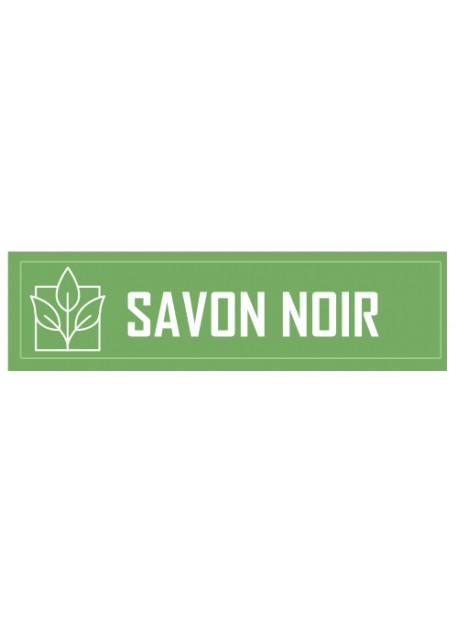 Étiquette Savon noir