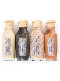 Étiquette collection sable