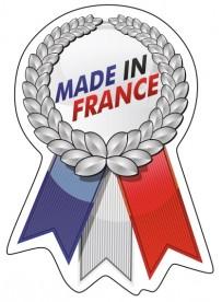 Étiquette Fabriqué en France