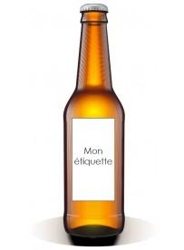 Étiquette pour bière