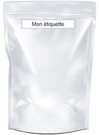 Étiquette pour pochette plastifiée