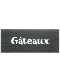 Étiquette Gâteaux pots et bocaux