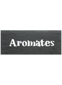 Étiquette Aromates pots et bocaux