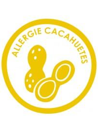 Sticker allergie cacahuètes