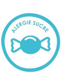 Sticker allergie sucre