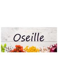 Étiquette Oseille pots et bocaux