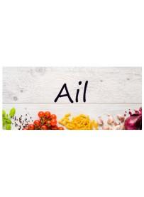 Étiquette Ail pots et bocaux