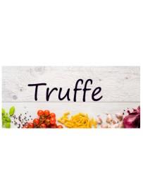 Étiquette Truffe pots et bocaux