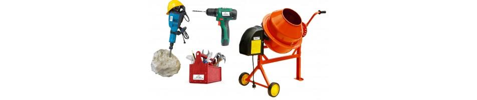 Étiquette outils de chantier