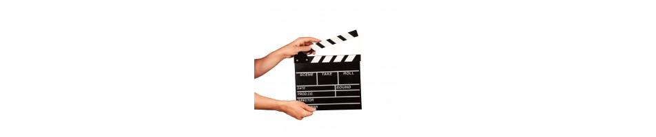 Sticker clap cinéma