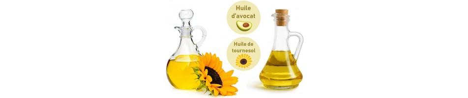 Étiquette huile