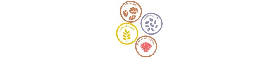 Stickers allergies